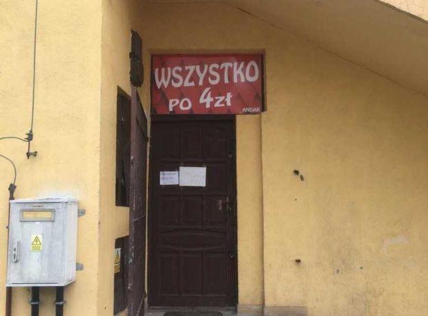 Lokal Usługowy 42 m2 Włocławek Zazamcze Promienna 7