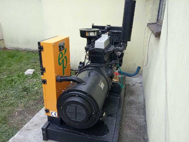 AGREGAT generator pradotworczy prądotworczy prądotwórczy 120 kW 150 kV
