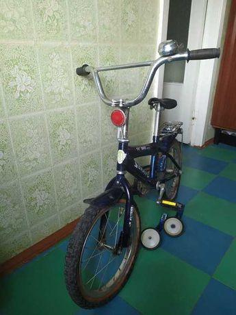 Велосипед детский, детский велосипед, велосипед от 3х лет. Запчасти.
