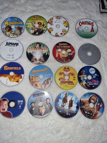 Bajki, filmy dla dzieci, zestaw 16 plyt