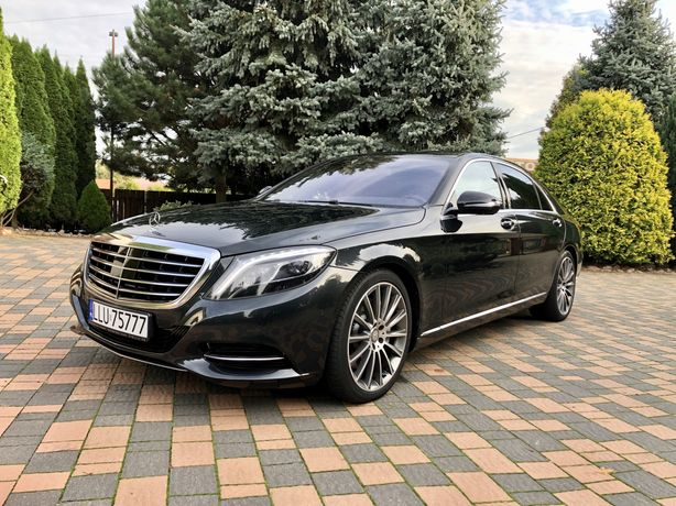 Auta do ślubu Mercedes S500, JEEP Grand Cherokee SRT, DODGE Charger RT