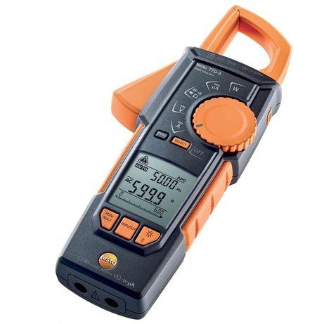 Мультиметр тестер напряжения силы тока testo 770-2  770-3 770-1