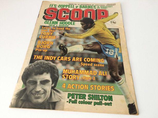 Komiks j.angielski 1978 SCOOP