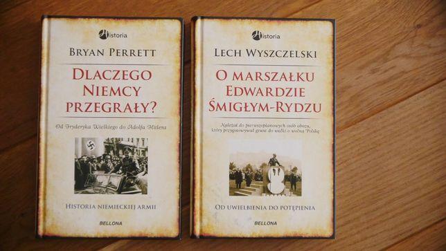 """""""Dlaczego Niemcy przegrały?""""&""""O marszałku Edwardzie Śmigłym-Rydzu"""""""