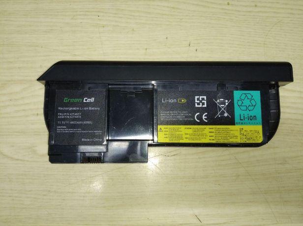Аккумулятор Lenovo 42t4877 ThinkPad Tablet X220 X220i X220t