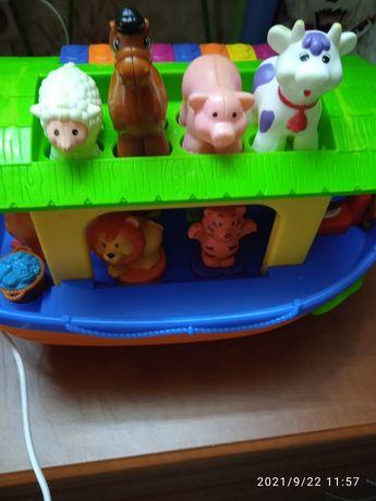 Іграшка Ноєв ковчег від Кіндерлед