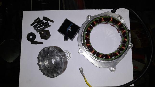 Rotor com luz para yz125