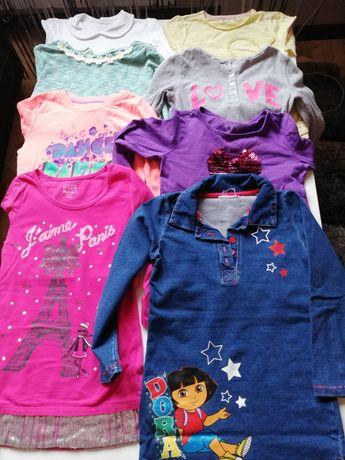 Bluzeczki 4-5 lat