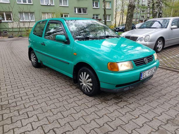 VW Polo. Oryginalny Przebieg !