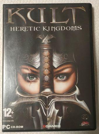 Kult -Heretic Kingdoms- Jogo PC CD