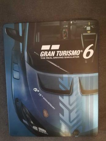 Gra PS3 Gran Turismo 6 limitowana metalowe pudełko