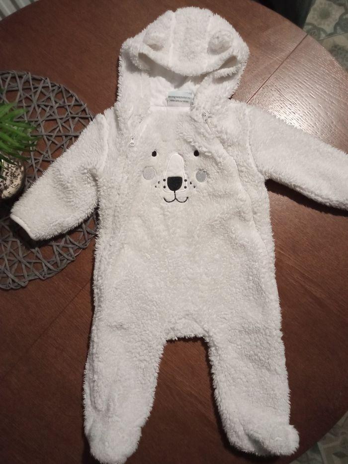 Kombinezon niedźwiedź polarny Kielce - image 1