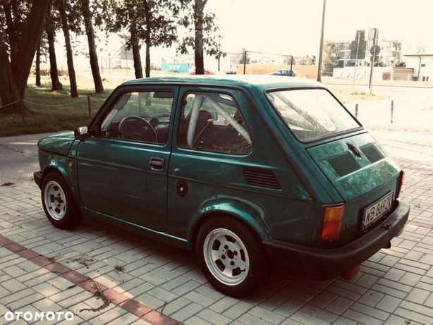 """Fiat 126 Fiat 126p Odrestaurowany, Alufelgi 12"""" Wolfrace, 39KM"""
