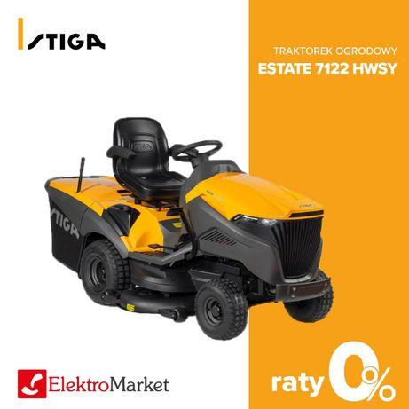 Traktor ogrodowy Stiga Estate 7122 HWSY - 927,35 x 20 rat 0%