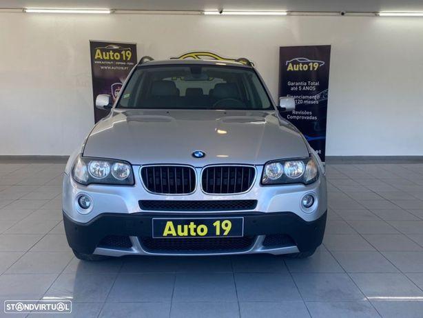 BMW X3 20 D NACIONAL IRREPREENSÍVEL 160MIL KMS