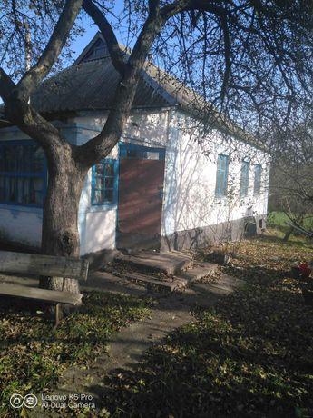Продається будинок біля річки Рось