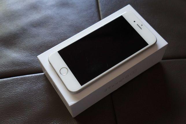 iPhone 6S 128 GB - komplet - nowa bateria