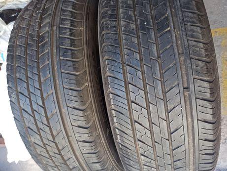 Летняя резина ПАРА 225/60 R18 Dunlop Grandterk ST20