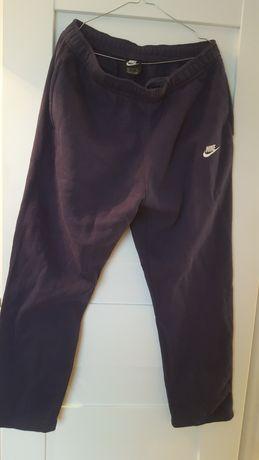 Spodnie dresowe dresy sportowe Nike r xl