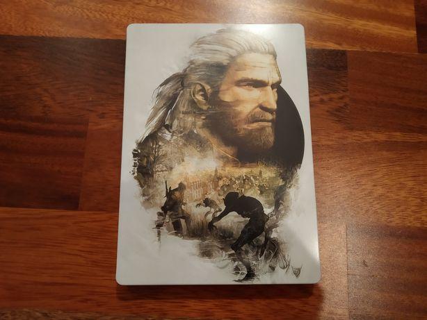 Witcher steelbook