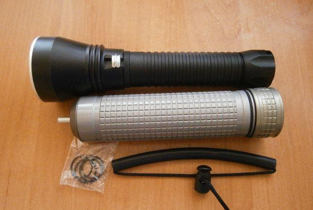 фонарь для подводной охоты D170 XHP50