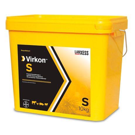 VIRKON S BAYER uniwersalny preparat do dezynfekcji 200g , 5kg, 10kg