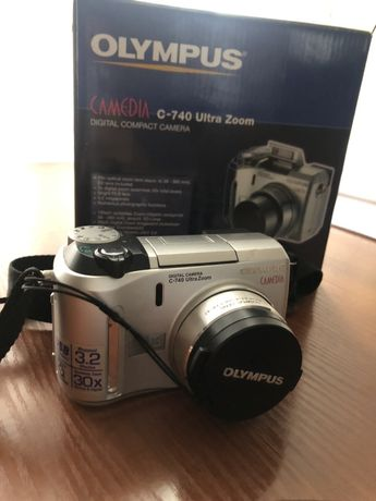 Фотоаппарат  Olympus c-740