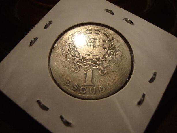 Moeda 1 Escudo ALPACA 1931