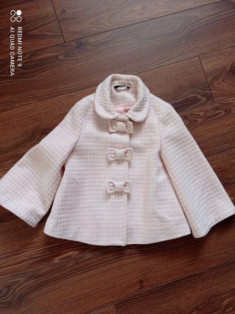 Пальто для дівчаток 4-5р.