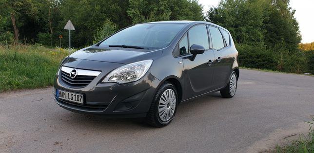 Piekny Opel Meriva 1.4 Turbo benzyna!