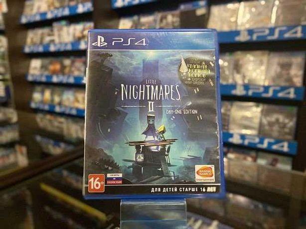 Little Nightmares 2 Маленькие кошмары 2 есть и 1 (PS4 и PS5)