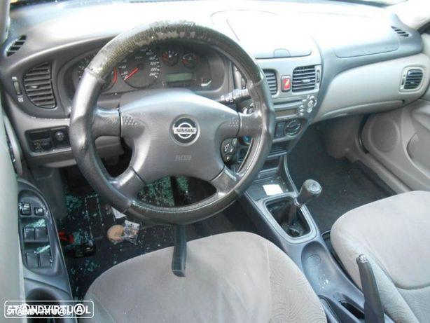 Conjunto de airbags para Nissan Almera n16 (2002)