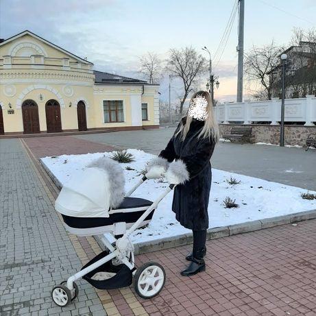 Детская коляска 2 в 1 Quinny Moodd и подарки