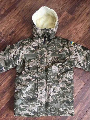 Камуфляжный зимний костюм пиксель всу 950 грн