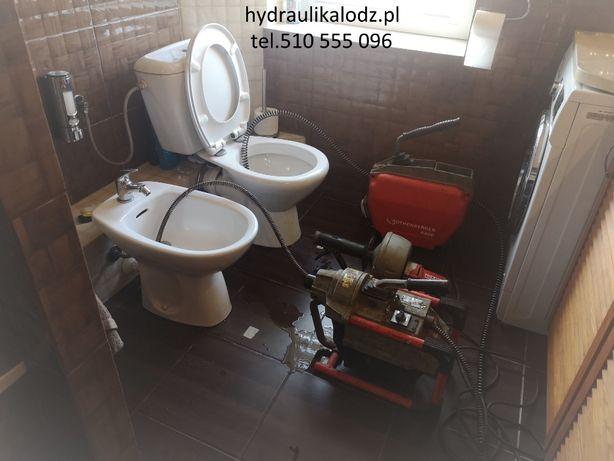 Hydraulik, przepychanie kanalizacji 24/7, Pogotowie kanalizacyjne