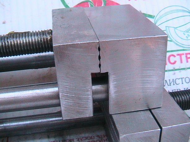Тиски(тиса) для сверлильного-80 мм