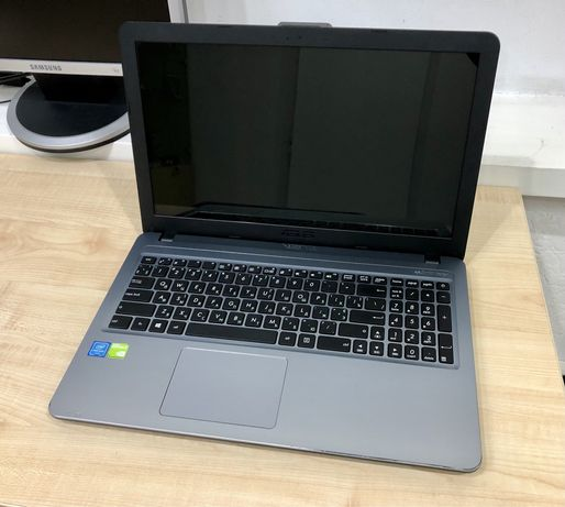 """Хороший современный Ноутбук 15,6"""" Asus X540SC, 4x Intel/4/1000/GT810 1"""