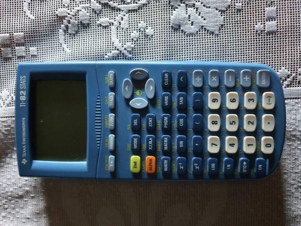 Calculadora cientifica TI-82 Stats