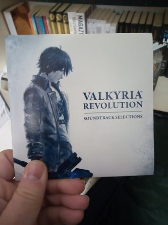 Valkyria Revolution soundtrack Nowa