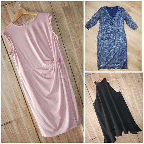 WYPRZEDAŻ Sukienki zestaw w rozm. 44 (wysyłka gratis)