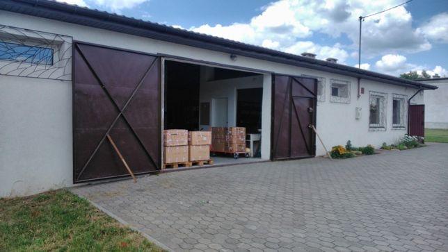 hala produkcyjna magazyn centrum serwisowe
