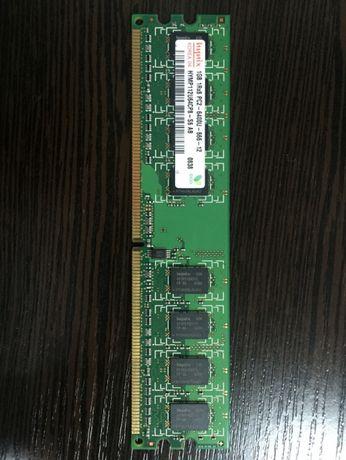 Модуль оперативной памяти Hynix 1GB (DDR2)
