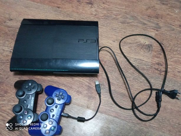 PlayStation 3 z padami