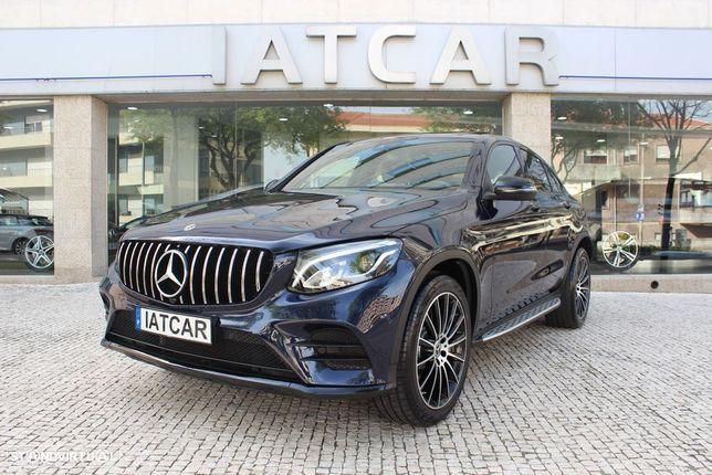Mercedes-Benz GLC 250 d 4Matic Coupé AMG Line Aut.