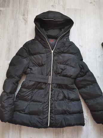 Czarna kurtka zimowa 3xl 46 48 50