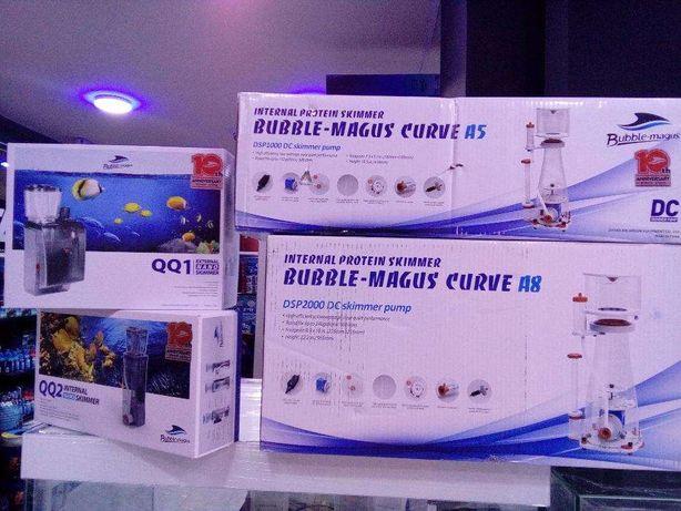 Escumadores para aquarios QQ one bubble-magus novos
