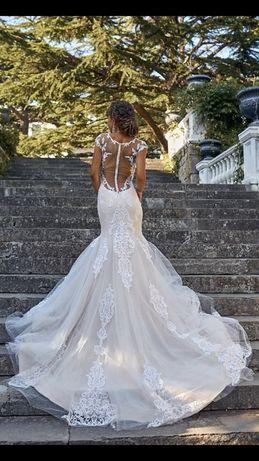 Дизайнерское свадебное платье. Продам/прокат