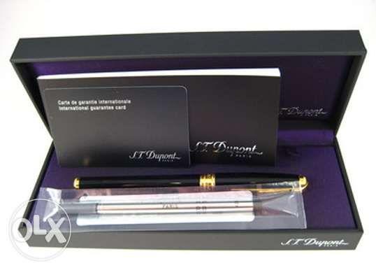Ручка S.T. Dupont роллер Original Olympio extra large