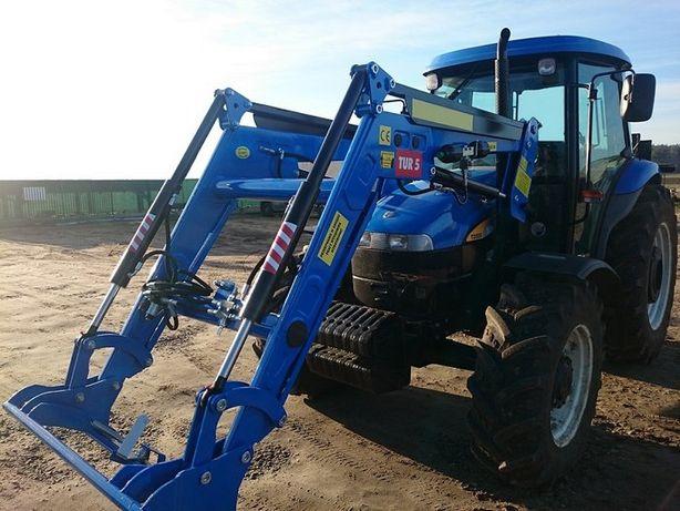 Na traktory Ursus Zetor MTZ Pronar TUR 5 nowy 3 sekcyjny