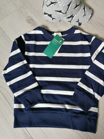Cienka bluza H&M nienoszona 98-104